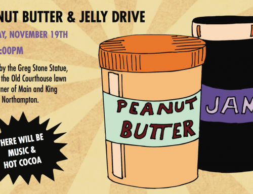 Join Us for a Peanut Butter and Jelly Jar Drive